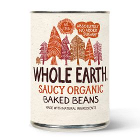 Baked Beans - Organic 12x420g