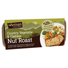 Country Veg & Cashew Nut Roast 6x200g