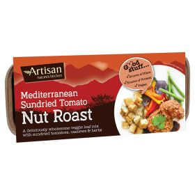 Mediterranean Sundried Tomato Nut Roast 6x200g