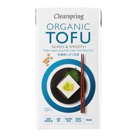 Firm & Silken Tofu - Organic 12x300g