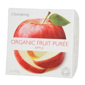 Apple Puree - Organic 12x2x100g