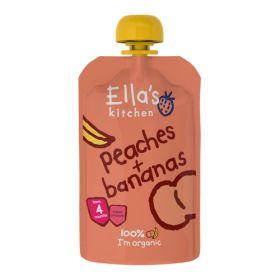 Peaches & Bananas - Organic 7x120g