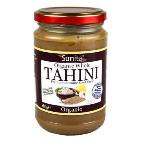 Dark Tahini - Organic 6x280g