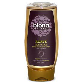 Agave Syrup - Light - Organic 6x250ml