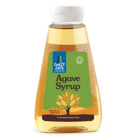 Agave Syrup - Squeezy - Organic 6x250ml