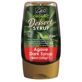 Dark Agave Syrup - Organic 6x250g