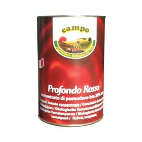 Tomato Puree 28 Brix - Organic 12x800g
