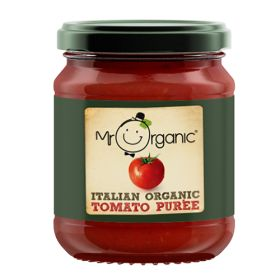 Tomato Puree - Organic 6x200g