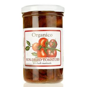 Sundried Tomatoes In Oil - Organic 6x190g