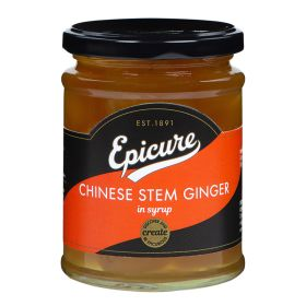 Stem Ginger in Syrup 6x225g