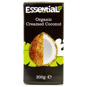 Creamed Coconut - Organic 6x200g
