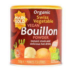 Bouillon Powder - Organic 6x150g