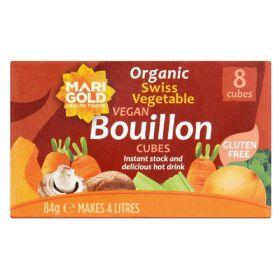 Bouillon Cubes - Organic 12x8