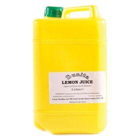 Lemon Juice - SO2 1x5lt