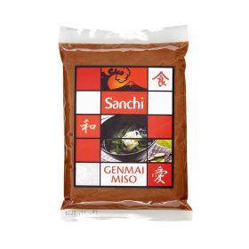 Genmai Brown Rice Miso Paste 6x345g
