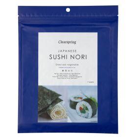 Sushi Nori - Toasted 8x17g