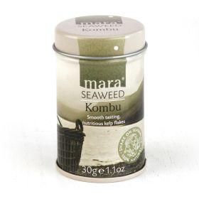 Sea Spice Kombu Seaweed Tin 12x30g