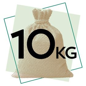 Fine Raw Cane Sugar (Golden Caster) - Organic 1x10kg
