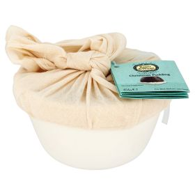 Christmas Pudding Ceramic Bowl - Organic 1x454g