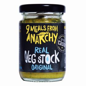Original Real Veg Stock - Organic 6x105g