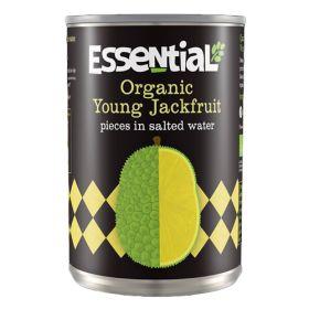 Jackfruit in salted water - Organic 6x400g