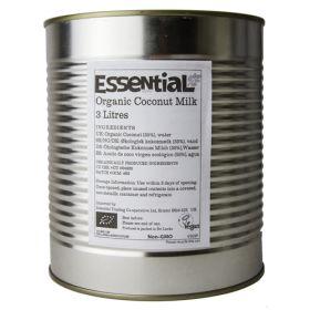 Coconut Milk - Catering - Organic 1x3ltr