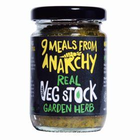 Garden Herb Real Veg Stock - Organic 6x105g