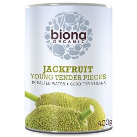 Young Jackfruit in salted water - Organic 6x400g