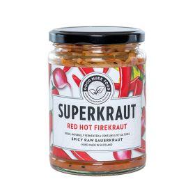 Red Hot Firekraut Sauerkraut 6x500ml