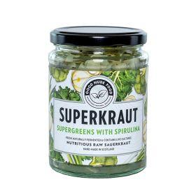 Supergreens with Spirulina Sauerkraut 6x500ml