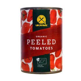 Tomatoes - Peeled - Organic 12x400g