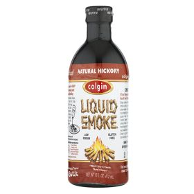 Natural Hickory Liquid Smoke 6x472ml