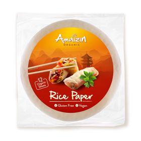 Rice Paper - Organic 12x110g