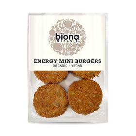 Energy Tofu Mini Burgers - Organic 4x250g