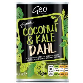 Coconut & Kale Dahl - Organic 6x400g