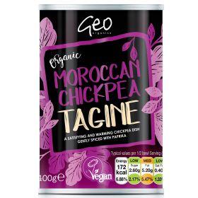 Moroccan Chickpea Tagine - Organic 6x400g