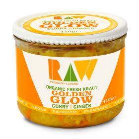 Fresh Kraut Golden Glow Curry & Ginger - Organic 6x410g