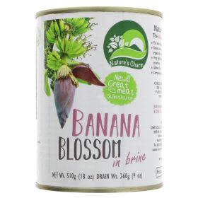 Banana Blossom in Brine 24x510g