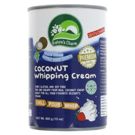 Coconut Whipping Cream 12x400g