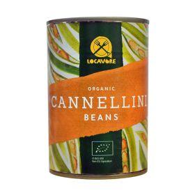 Cannellini Beans - Organic 12x400g