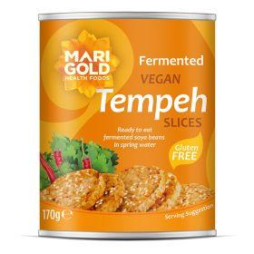 Vegan Tempeh Slices 6x170g