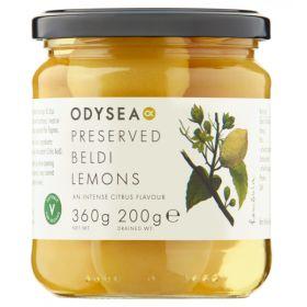 Beldi Preserved Lemons 6x360g