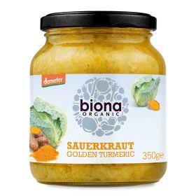 Golden Sauerkraut - Organic 6x350g