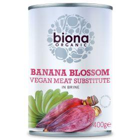 Banana Blossom in Brine - Organic 6x400g