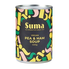 Pea and Ham Soup - Vegan 12x400g