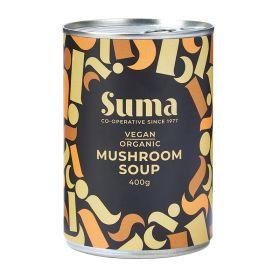 Mushroom Soup - Organic-Vegan 12x400g