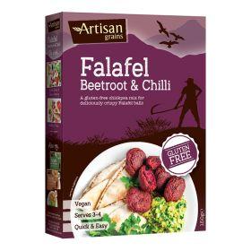 Beetroot & Chilli Falafel 6x150g