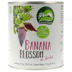 Banana Blossom in Brine 1x2.9kg