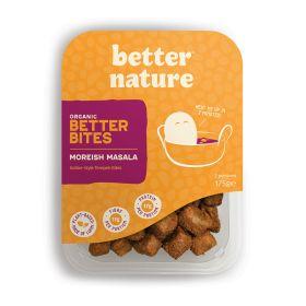 Better Bites Moreish Masala - Organic 8x175g