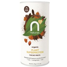 Clearance - Plant Superprotein Cacao Maca - Organic 6x210g